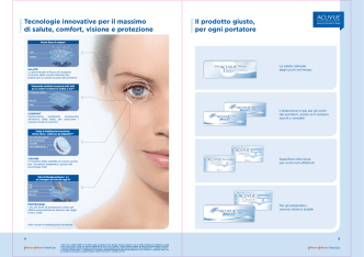 breve - Home | Johnson and Johnson Vision Care