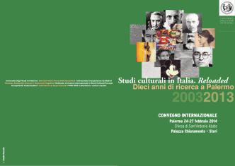 2. programma_ridotto - Università di Palermo