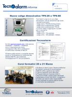 informa - Tecnoalarm