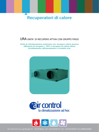 catalogo pdf - AirControl