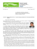 Segreteria Nazionale - CO.ISP | Segreteria Provinciale di Arezzo
