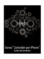 App Sonos Controller per iPhone