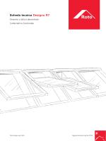 Scheda tecnica Designo R7 - Finestre per tetti Roto
