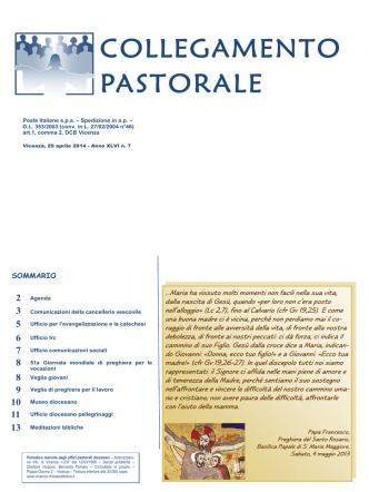 2014 collaprile - Diocesi di Vicenza