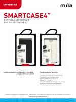 "SMARTCASE4"" - Miia Style"