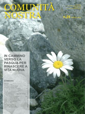 COMUNItà NOStRA - Parrocchia Salzano