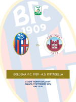 BOLOGNA F.C. 1909 - A.S. CITTADELLA