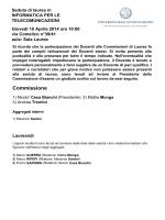 Commissione - Università degli Studi di Milano