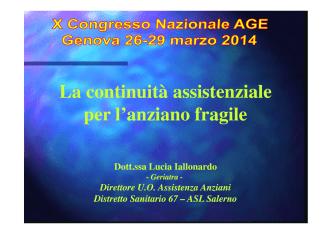 (Microsoft PowerPoint - Rete dei servizi in Campania.ppt [modalit