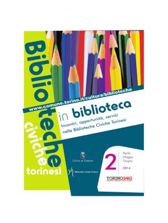 AGENDA 1 - 2014 - Città di Torino