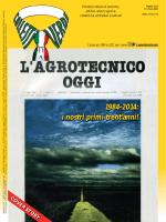 Colletti Verdi maggio 14 - Collegio Nazionale degli Agrotecnici