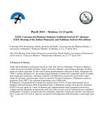 Programma PDF - Associazione dei Planetari Italiani