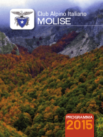 Molise - Club Alpino Italiano