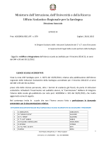 Allegati - USR Sardegna
