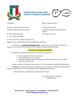 Torneo U16 femm Firenze 7 e 8 febb