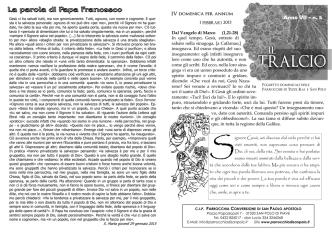 Anno VII - n. 5 - sito della Parrocchia di San Polo di Piave