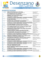 Febbraio 2015 - Comune di Desenzano del Garda