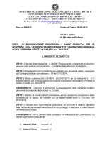 decreto aggiudicazione gara espetrto esterno pr Lab Musicale Sc