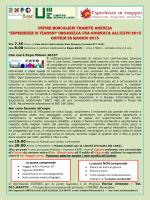 Expo 2015 - Unitre Moncalieri
