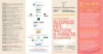AlleAnze per nUtrire il piAnetA - XXXIII Convegno Internazionale di