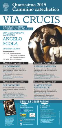 ANGELO SCOLA - Chiesa di Milano