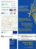 Program 12. februar 2015 - Cross-Border Cooperation Programme