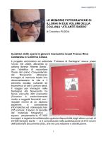 """ATLANTE SARDO"" di Cristoforo PUDDU"