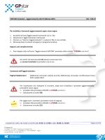 Circolare - Versione 7.83.0 - Aggiornamenti GPstar Evolution