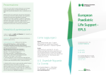 European Paediatric Life Support