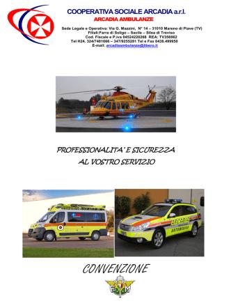 ambulanza - FMI Friuli Venezia Giulia