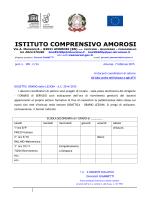 Format Orario Settimanale delle Lezioni a.s. 2014-2015.