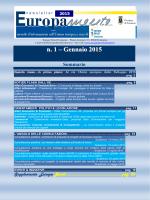 Europamente Europabandi_GENNAIO 2015