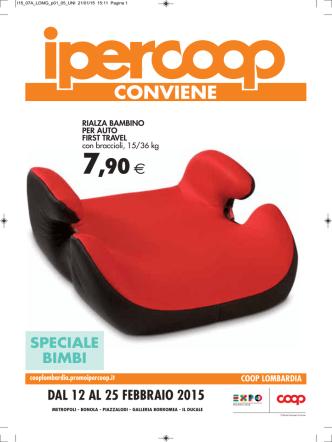 7,90€ - Coop Lombardia