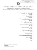 Prot. n. MIUR AOODGOSV D. G. R.U. 1141 del 10 febbraio 2015