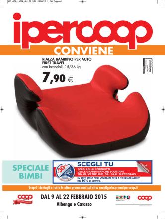 7,90€ - Coop Liguria