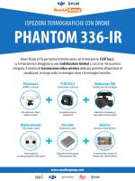 Drone Phantom 336 -IR
