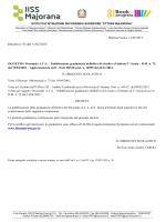 Decreto di pubblicazione