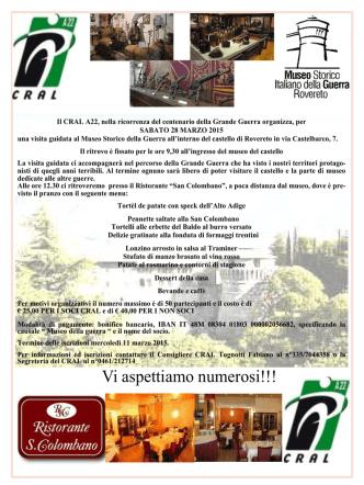 Brochure - CRAL Autobrennero