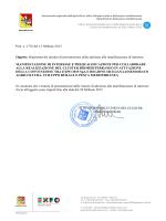 Riapertura termini di presentazione al 28 febbraio 2015