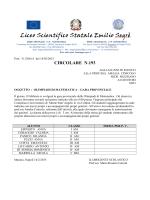CIRCOLARE N.193