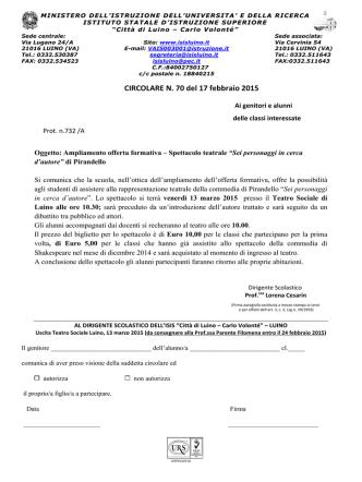 Circolare n.70 del 17/02/2015 in formato pdf