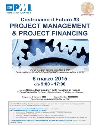 2015-03-06 - Seminario RAGUSA