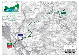 20 marzo 2015 - 38° Rally Il Ciocco e Valle del Serchio