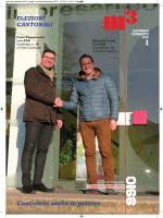 gennaio/febbraio 2015 - Società svizzera impresari costruttori