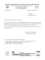 Circolare n. 145 - Part time 2015-16