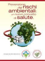 Prevenzione dei rischi ambientali: un nuovo concetto di salute