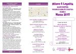 Milano 6 Legalità - percorsi di legalità e giustizia marzo 2015
