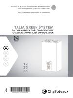 TALIA GREEN SYSTEM ebus2 - Certificazione Energetica