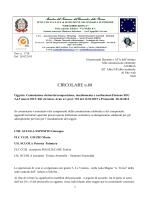 Commissione elettorale/composizione, insediamento e