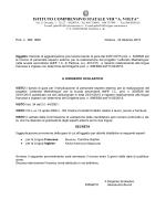 Decreto aggiudicazione provvisoria madrelingua F e I